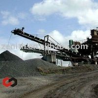 Rock Crushing Plant