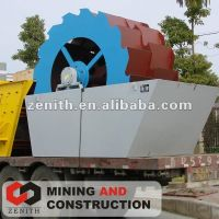 aggregate wash plants, sand washer plant, industry washing plant
