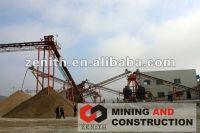Stone Crushing Plant,