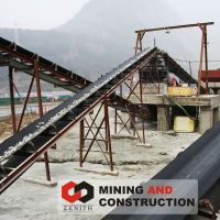 2m belt conveyor,flat belt conveyer, rubber conveyor
