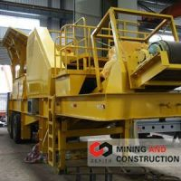 Movable Crusher Plant