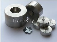 Tungsten Carbide Wire Drawing Dies.