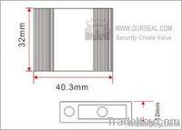 6003, security seals, Cable seals