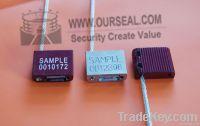 6012, security seals, Cable seals