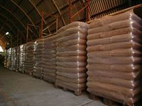 Din+ Quality Wood Pellets