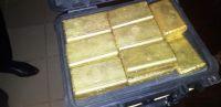 Gold Dust,Gold Bars