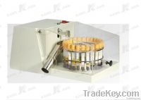 Decapper for vacuum blood collection tubes
