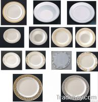 disposable new design plastic plate