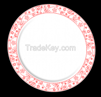 7.5/9/10.25 inch china like Plates