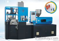 SZCX130/30 one step 3 station injection & blow molding machine