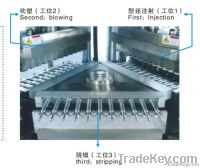 JOMAR injection blow mold