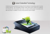 Jepower T508 all in one Android Pos Terminal