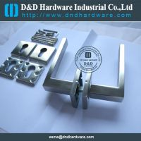 Fire rated/EN 1906 standard hollow/tube lever door handle