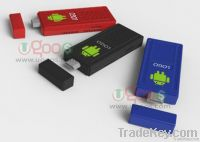 Dual Core Cortex A9 Android4.0 Smart TV Dongle, Dual Core Android4.0 S