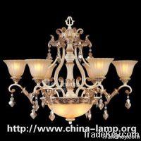 European chandeliers minimalist art of bedroom, living room chandelier