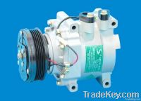 Automotive scroll compressor
