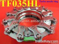 turbo nozzle ring TF035HL/IF05HLVGT OEMEM#:    4913-05670/640/660/671