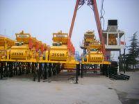 Bona twin shafts concrete mixer JS500