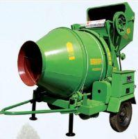 mobile concrete mixer Bona JZC350 portable concrete mixer