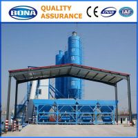 Ready mixed concrete batching plant Bona HZS35