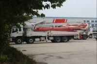 Concrete Pump Truck BN-48 Concrete Pump Truck