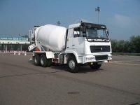 Concrete Mixer Truck Bona 6m3 Concrete Mixer Truck Manufacturer