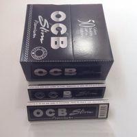 OCB Slim Premium Smoking Paper, OCB KingSize & Slim Premium Smoking Paper Rolls
