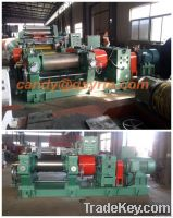RUBBER TWO ROLL MIXING MILL MACHINE XK-400