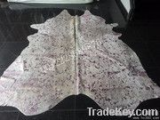 Black Purple Floral imported rugs