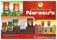NARASU'S PEABERY & NARASU'S UDHAYAM COFFEE POWDERS