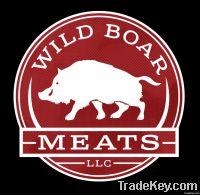 Wild Boar Meat (Non-Human Consumption)