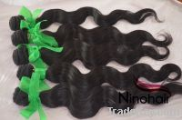 Brazilian virgin hair body wave 100% human hair unprocessed hair
