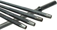 Tapered Drill Bits and Rods