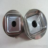 32mm/25mm/44mm/58mm/75mm round badge mould