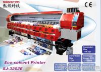Eco solvent printer Signstar-sj3202E with  DX5/DX7 head