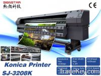 SIGNSTAR Konica512 14/42 pl head  Printer SJ-3208K