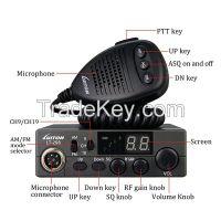 am/fm mobile radio cb 27 mhz