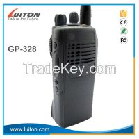 vhf/uhf handheld walkie talkie gp328