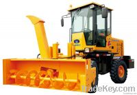 SQ200DP Powerful Snow-throwing Machine