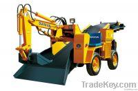 SW60 Hydraulic Excavating Loader