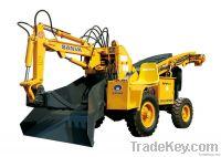 SW70 Hydraulic Excavating Loader