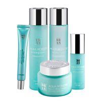 Korean Cosmetics Skincare D'RAN New Aqua Wonder Series (5 Full Set)