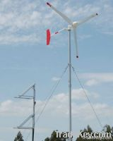 Wind-solar hybrid power-supply system