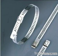 Stainless Steel Cable Tie Ladder Single Barb Lock Type