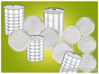 Food & beverage Canned or Lids