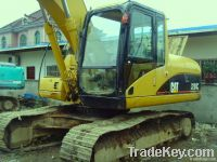 Used Caterpillar Excavator, CAT320C