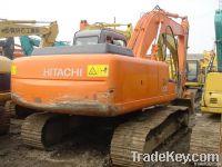 Used Hitachi Excavator, ZX200