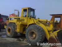 Used Caterpillar 966F Wheel Loader