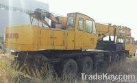 Used KATO Truck Crane, KATO NK500E