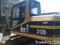 Used Caterpillar 312B Excavator, Good Price